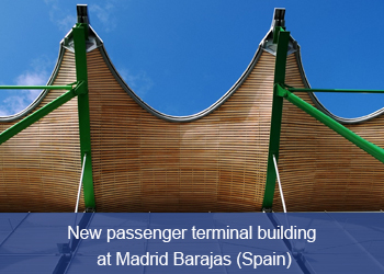 Link to Ciudad FCC, T4 Adolfo Suarez Madrid-Barajas Airport (Opens in new tab)