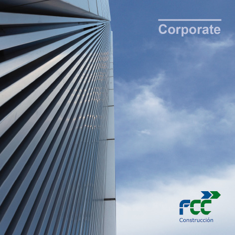 FCC Construcción Corporate Brochure - English Version