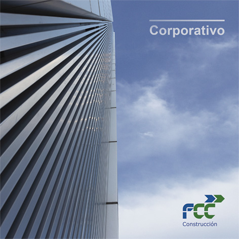 Folleto Corporativo FCC Construcción - Portugués